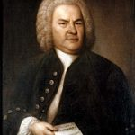 Portrait of J.S.Bach (1746)